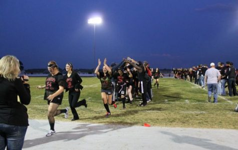 Powderpuff: Lycos, seniors roll against Juniors
