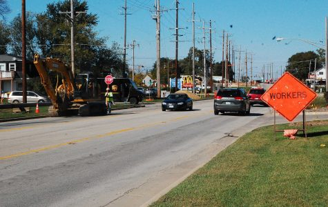 Construction Affects Businesses on Route 47