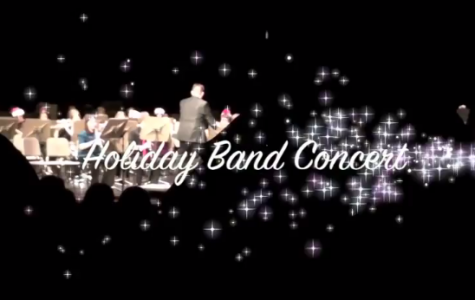 VIDEO: The Sounds of the Huntley High School Holiday Band Concert