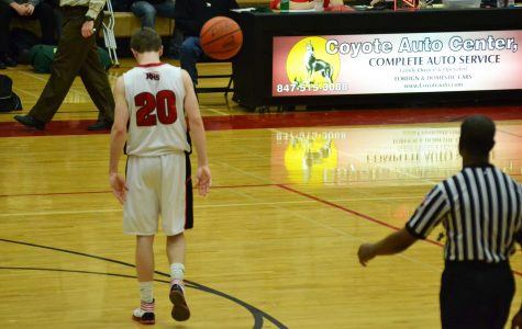 Fremd Steals Huntley's First Home Game