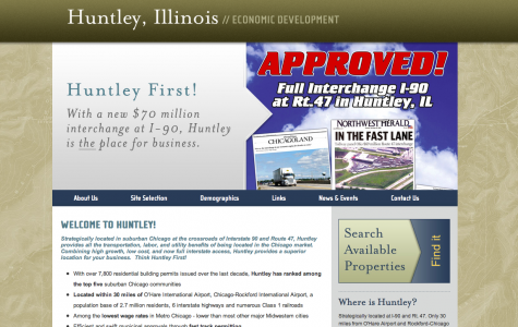 Village aims to attract new businesses with HuntleyFirst!