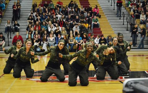 Winter pep assembly unites student body