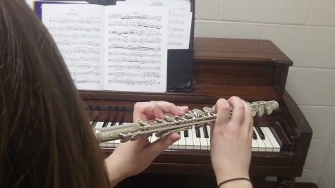 Huntley High School student selected to perform in all-national honor band