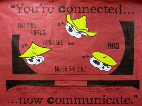 National Foreign Language Week comes to HHS
