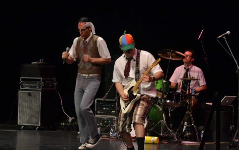 GALLERY: Spazmatics performance