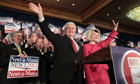 Gingrich to campaign in LITH Thursday
