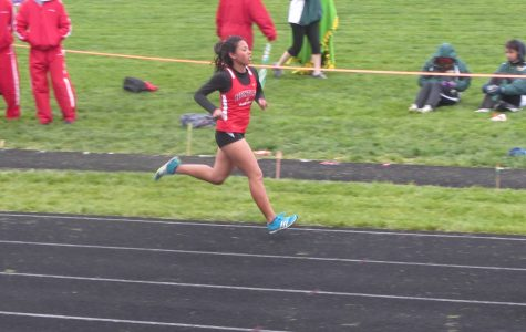 Huntley finishes third in county competition