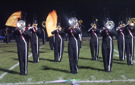 Marching band finishes successsful season