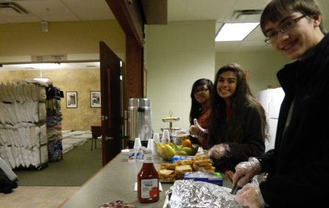 FBLA helps at local shelter