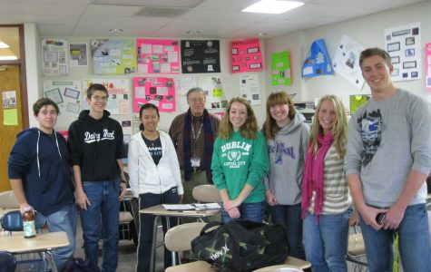 Huntley's Christian club makes plans for the year