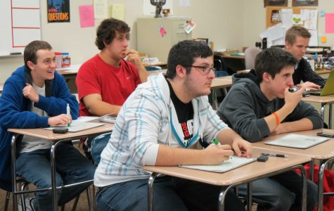 Math Team Prepares for Upcoming Competitions