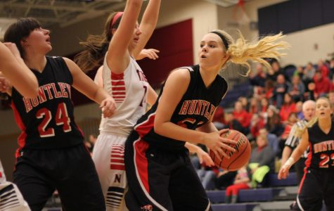 [GALLERY] Huntley shocks thunder