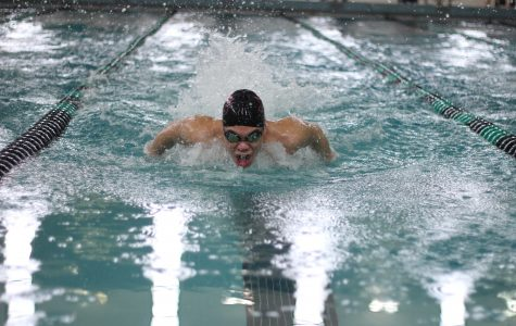 [GALLERY] 2013 Varsity boys swimming conference meet