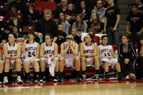Huntley loses to Rolling Meadows, gains minute of fame