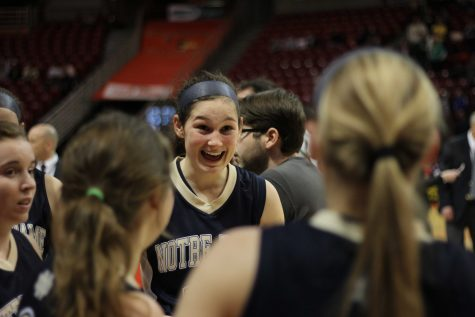 Unbelievable: Quincy Notre Dame clinches its third state title