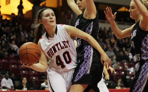 [PREVIEW] Class 4A Third Place Game Huntley v. Whitney Young