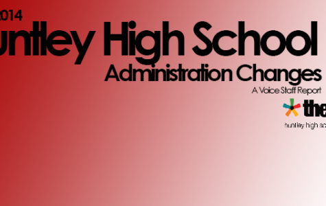 Administrative Changes for 2013-14 School Year