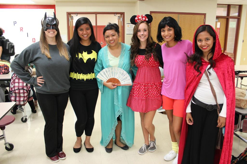 Character Day (SPIRIT WEEK)