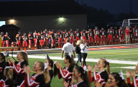 Huntley snags Homecoming victory