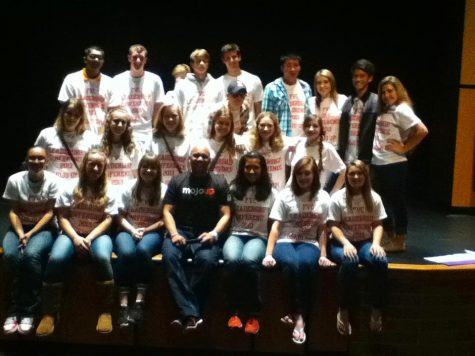 FVC Leadership Conference mojo'd up at Hampshire High School