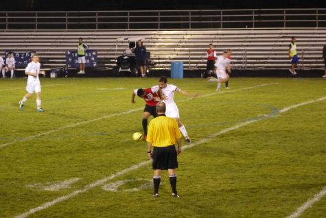 Boys soccer shuts out Cary