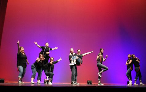Huntley Orchesis performs annual showcase with a twist