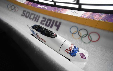 Bobsledding at the Winter Olympics (Courtesy of MCT Campus)