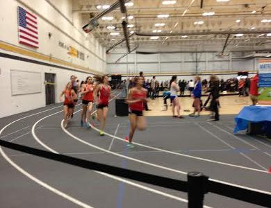 Huntley girls track places 4th at Glenbard North Invite