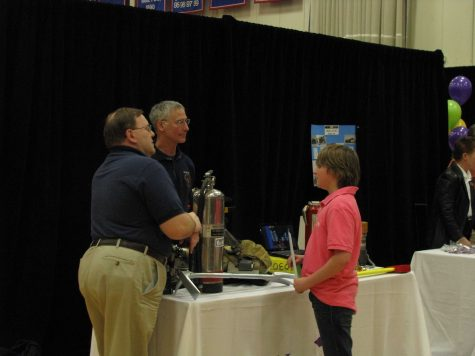 McHenry County College exhibits Career Exploration Expo