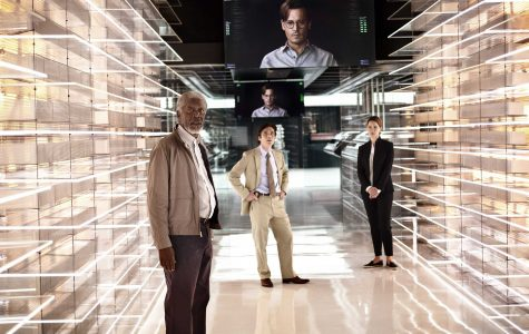 """Transcendence"" fails to rise above a clunky plot"
