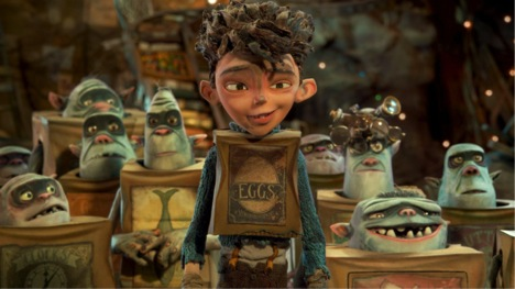 Dare To Be Square: Box Trolls Movie review