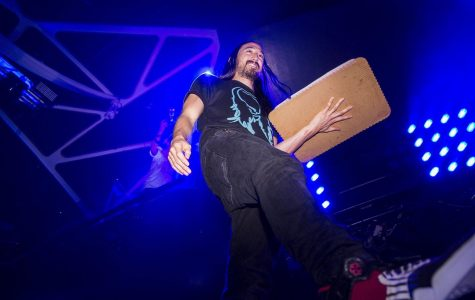 Steve Aoki's neon future: review