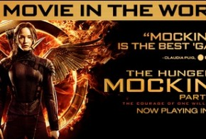 """What To Watch: """"The Hunger Games: Mockingjay Part I"""""""