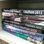 The yearbooks have arrived