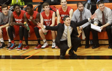 Huntley boys basketball preview