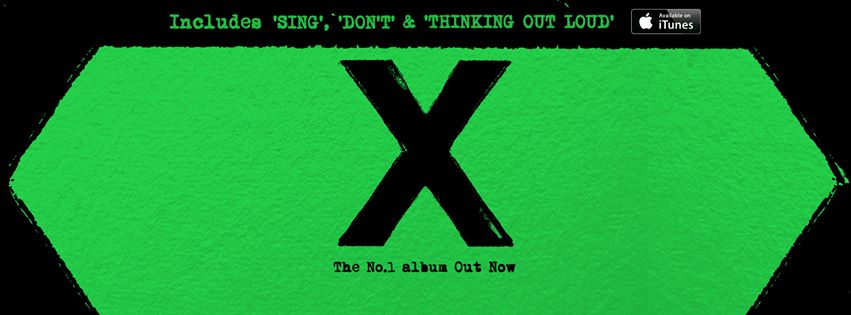 Ed+Sheeran%27s+recent+album+%22X%22featuring+the+song+%22Thinking+Out+Loud%22+%28Courtesy+of+facebook.com%2FEdSheeranMusic%29