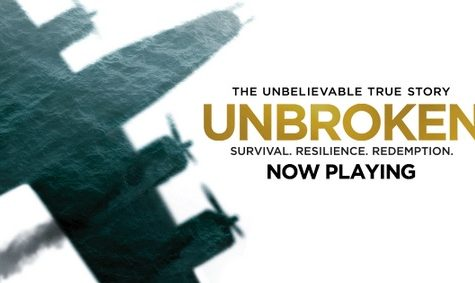 Movie Review: Unbroken