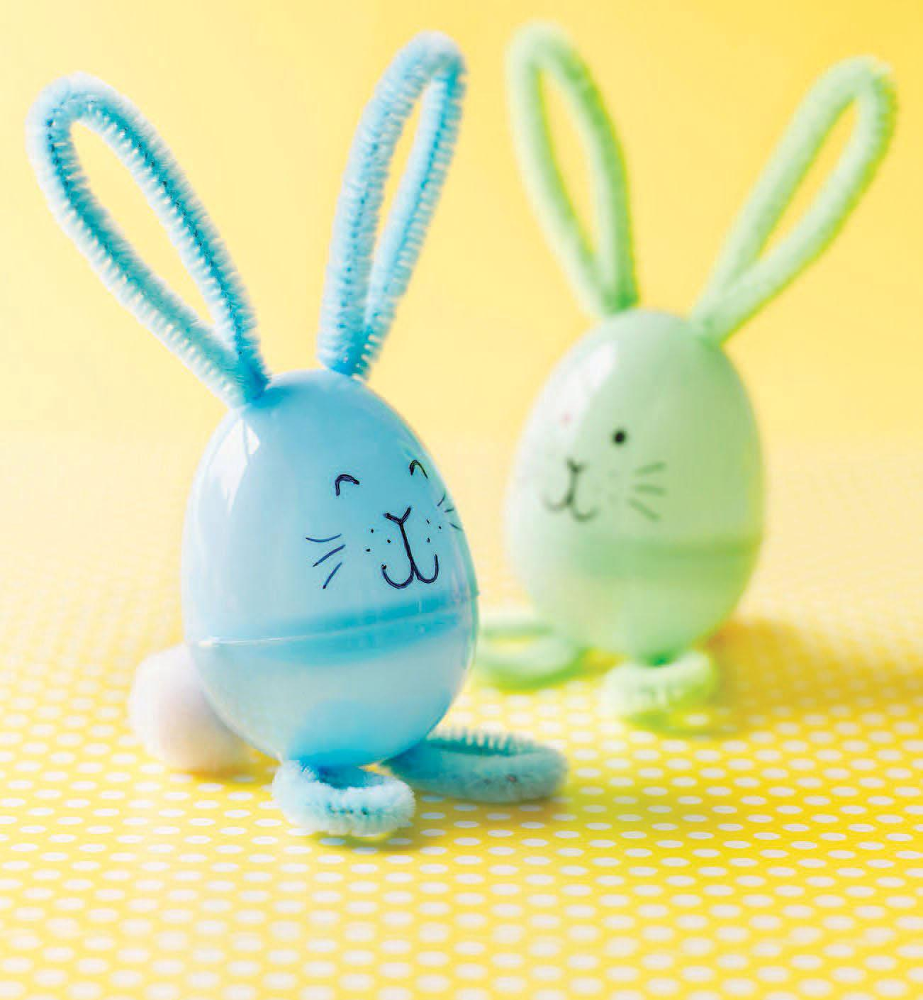 ​With Easter fast approaching, start making awesome crafts with your family (Courtesy of mctcampus.com).