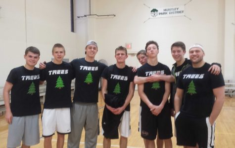 The Trees' Championship Game