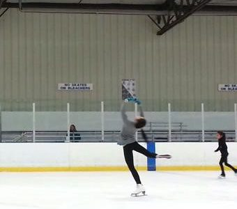 Skating Through Ice