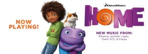 """Home"" represents a film that families and children can enjoy (Courtesy of www.facebook.com/DreamWorksHome)."