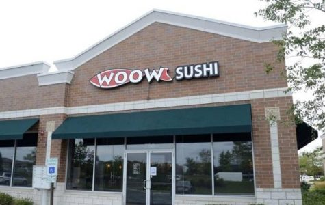 """Woow Sushi"" makes guests feel right at home"