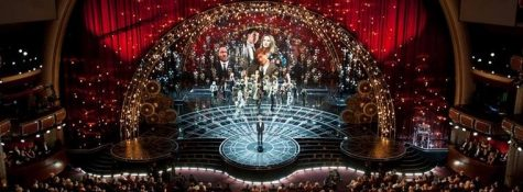 The set for the Academy Awards still leaves many in awe (www.facebook.com/TheAcademy/).