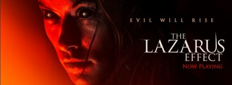 Witness complete on the experiment called 'The Lazarus Effect', in theaters now (Courtesy of www.facebook.com/thelazaruseffect).