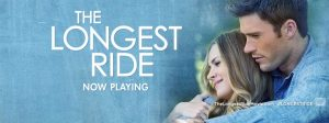 """""""The Longest Ride"""" offers an incredible parallel story. However, is just a typical Nicholas Sparks movie (Courtesy of www.facebook.com/TheLongestRide)."""