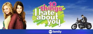 """""""Ten Things I Hate Baout You"""" gets a remake from the original movie to a TV show (Courtesy of www.facebook.com/10Things)"""