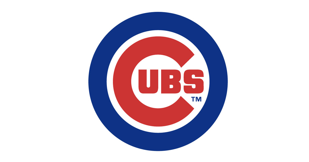Chicago Cubs logo Courtesy of http://chicago.cubs.mlb.com/news/probable_pitchers/index.jsp?c_id=chc