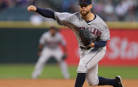 Kluber's historic performance