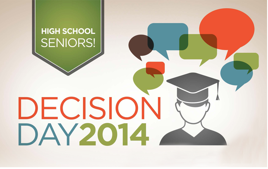 Seniors commit on annual College Decision Day