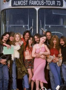 The cast of 'Almost Famous' creates a dynamic plot for avid movie watchers (Courtesy of www.facebook.com/AlmostFamousTheMovie/photos/).